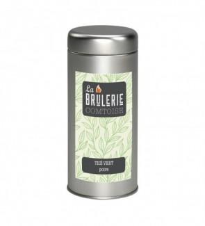 Thé vert poire - 100g